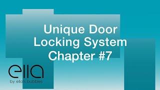 Unique Door Locking System