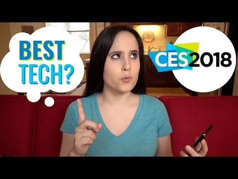 BEST OF CES 2018 & WHY (видео)
