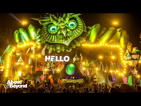 Above & Beyond Live At EDC Las Vegas 2015 (Full HD Set)