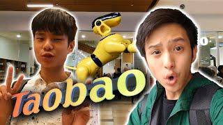 1st Taobao (淘宝) Store in MALAYSIA! 🛒 | Vlog #34 | Shaun Yoong
