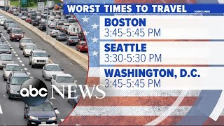 What to expect over Memorial Day travel rush