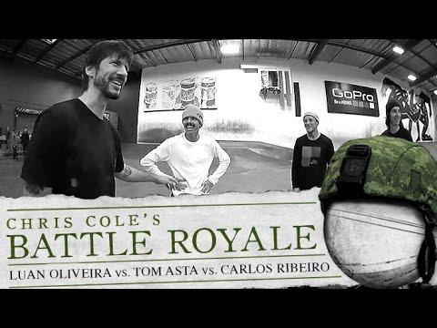 Luan Oliveira, Tom Asta & Carlos Ribeiro - Battle Royale