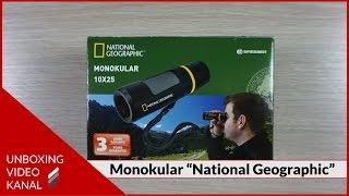 National Geographic Monokular - Unboxing Planet