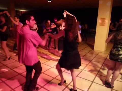 La última del Baile Social 1º Jornadas Gipuzkoa Baila Latino @ Discoteca Miramar