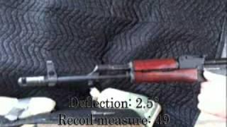 AK47 Flash Hider and Muzzle Brake Comparison