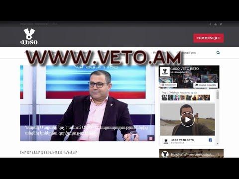 """VETO"" social-political movement's activities in 2019"