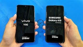 Vivo Y90 vs Samsung Galaxy A10 - Speed Test!