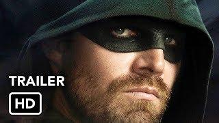 "Сериал ""Стрела"", Arrow Season 8 ""Sacrifice"" Trailer (HD) Final Season"