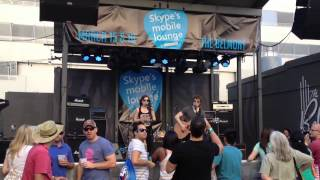 """""""When The Right One Comes Along"""" - Striking Matches (SXSW 2013)"""