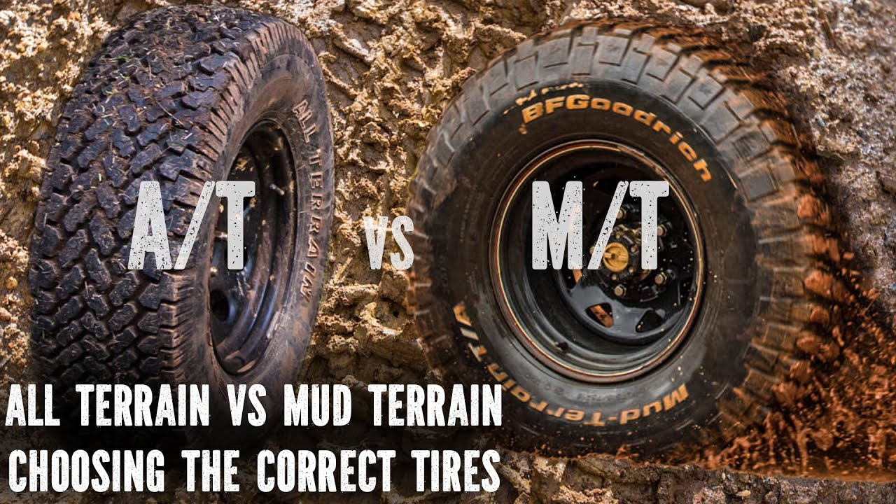 Off Road Tires - Getting Dirty With Style
