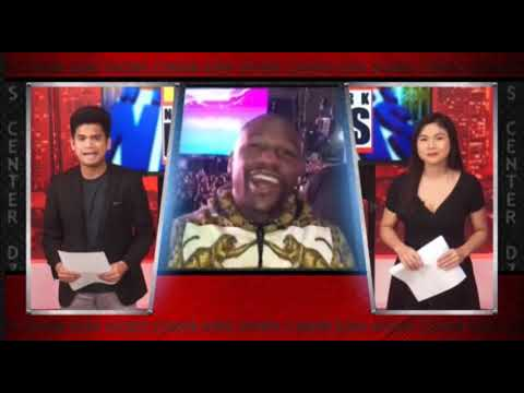 [DZRH]  FLOYD MAYWEATHER, POSIBLENG MAGING CO-PROMOTER NG SUSUNOD NA PACMAN FIGHT