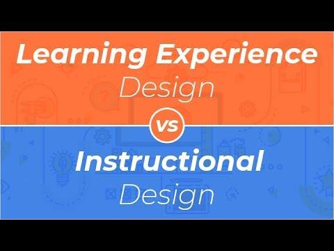 Webinar: Learning Experience Design vs Instructional Design ...