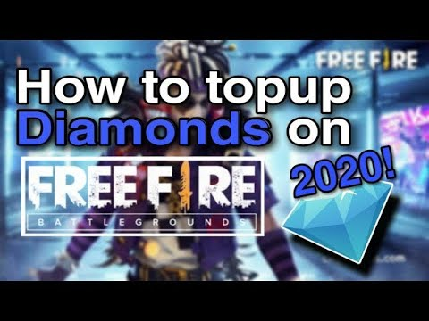 How to topup on freefire using garena shells (ph version)