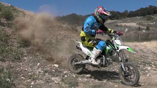Dirt Bike Mini MX DRIFT 140cc YX Testé Par Alex Barbosa