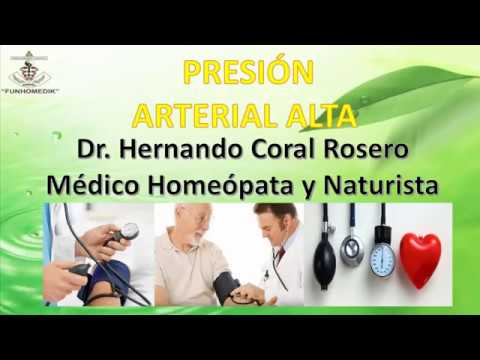 El límite superior de la presión arterial es normal
