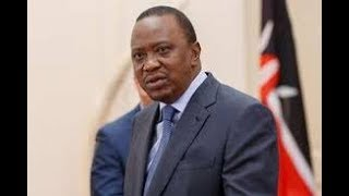 Key amendments that sanctioned President Uhuru's action