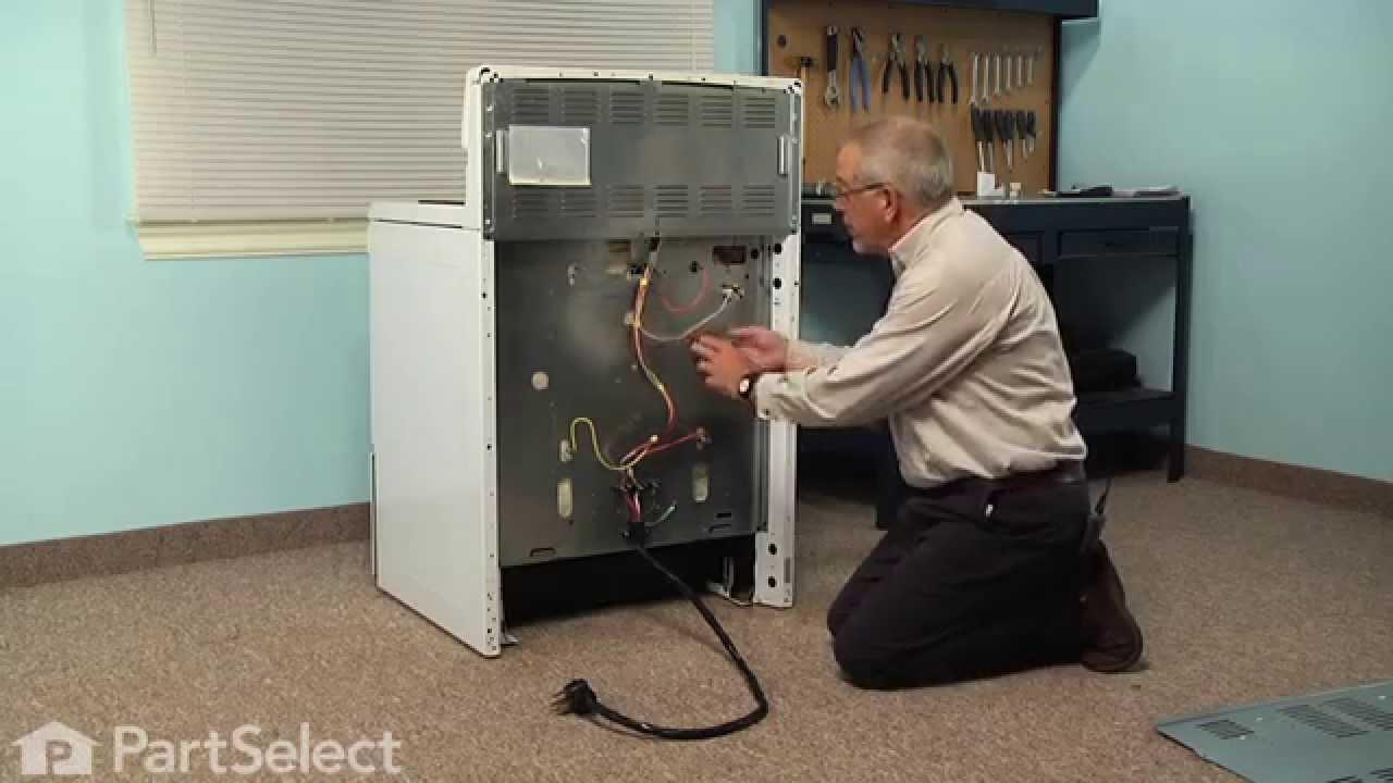 Replacing your Frigidaire Range Oven Temperature Sensor