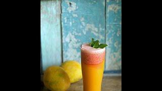 [ARB] عصير المانجو والفراولة / Mango Strawberry Smoothie - CookingWithAlia - Episode 467 تحميل MP3