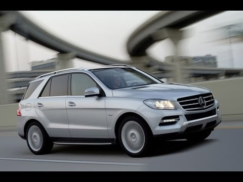 Mercedes ML250 video review