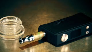 Hamilton Devices The Shiv Cartridge Vaporizer Product Spotlight by RuffHouse Studios