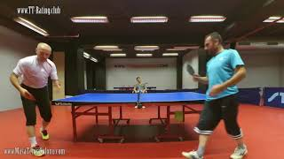 Masa Tenisi Turnuvası  - TT-Lig maçları