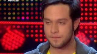 X Factor 2009 Greece - Stauros (2) - Semi Final - Impossible