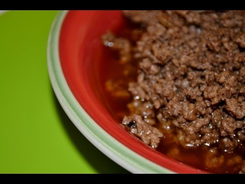 Make Delicious Taco Meat and Filling – AN AMAZINGLY SIMPLE RECIPE