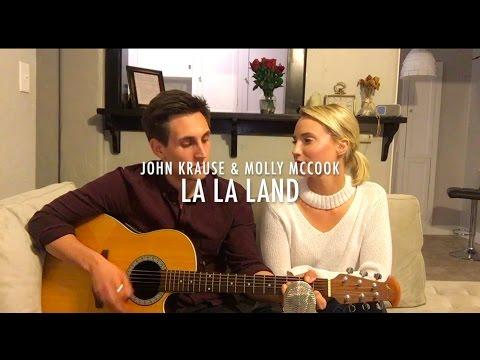 La La Land Medley   John Krause + Molly McCook (cover)