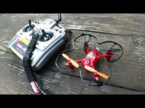 Carrera RC Video One Quadrocopter mit 2MP Kamera - Testbericht & Testflug