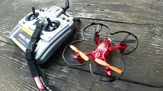 Carrera RC Video One Quadrocopter mit 2MP Kamera - Testbericht & Testflug