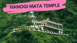Hanogi Mata Temple at Mandi, Himachal Pradesh