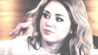 Miley Cyrus Eyes On Fire Test