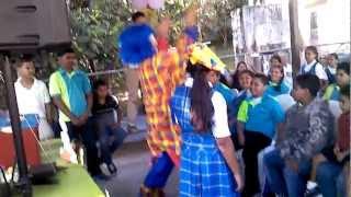 El Mejor Payaso Puerto Rico Pikorete Harlem Shake En Escuela Andres Soto  Jagüeyes