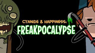 Cyanide & Happiness Adventure Game Pre-Sale
