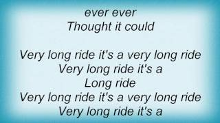 Adam Ant - Very Long Ride Lyrics