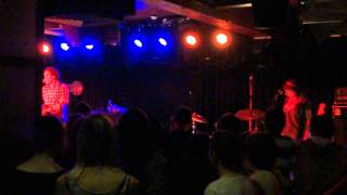 Under A Streetlight - Joshua Radin, Manchester Club Academy 10 October 2011