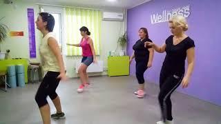 Вэлнэс Клуб - Танцевальная аэробика
