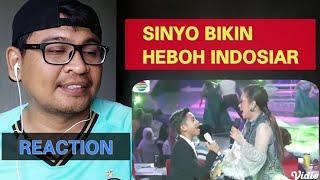 INDOSIAR HEBOH!! BETRAND PETO FEAT SOIMAH - SUCI DALAM DEBU | REACTION
