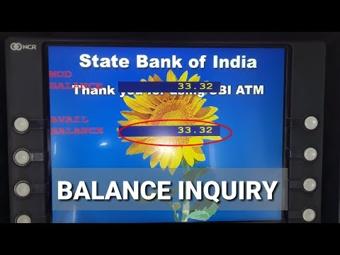 Download Atm Balance Inquiry Video 3GP Mp4 FLV HD Mp3 Download