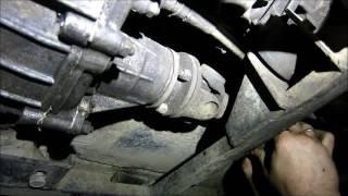 Вибрация карданных валов  и регулировка РК Нивы на скорости 80 км/ч