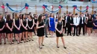 preview picture of video 'plesni venček OŠ Pod goro 2015'