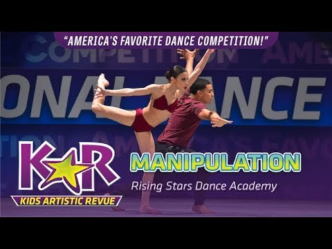 """Manipulation"" from Rising Stars Dance Academy"