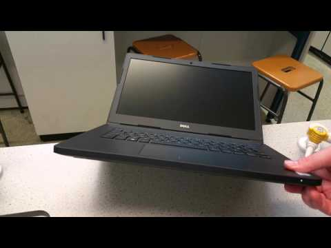 Dell Latitude 14 3470 Unboxing and first impressions (4K)