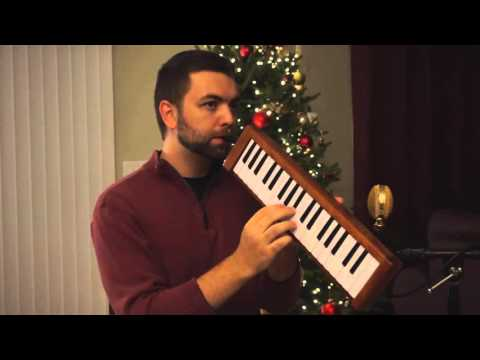 Melodica Christmas Tutorial – O Tannenbaum Part One