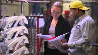 Saporito Finishing Company Manufacturing Marvels