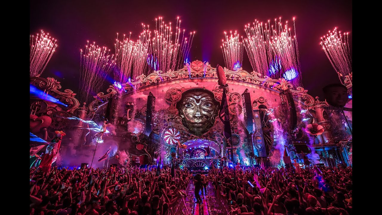 Tiesto - Live @ TomorrowWorld 2015