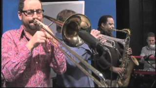 "The Boston Horns play ""Ask Me Later"" on The Steve Katsos Show"