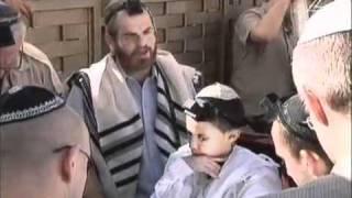 רועי שיפנבאור חגג בר מצווה בלי אבא