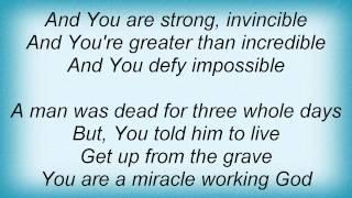 Kurt Carr - Psalm 68 (Let Our God Arise) Lyrics