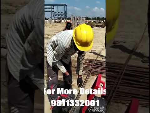 SAI Steel Bar Cutting Machine